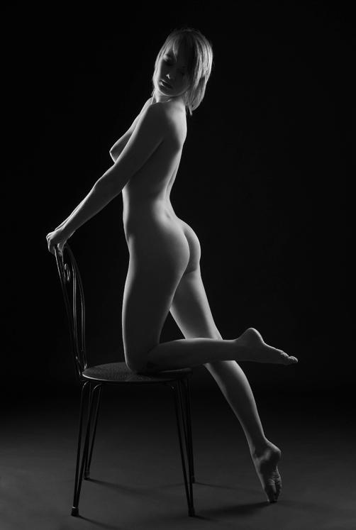 252_Alain Borjon_Sexy mais trop belle